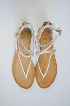 "Stitch Fix Review | Shoes - Dolce Vita ""Darrah Strappy Sandal"""