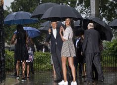 The Obamas in Cuba |
