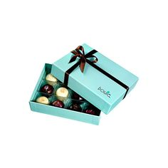 Boule Chocolates - For Friends & Family - Holiday Gifts, Holiday Cards... ❤ liked on Polyvore featuring food, fillers, food and drink, accessories and backgrounds