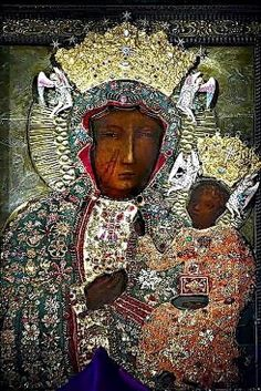 Madonna Art, Christian Friends, We Are All One, Blessed Virgin Mary, What Inspires You, Poland, Christianity, Prayers, Statue