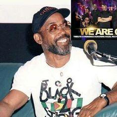 Frankie Beverly, Handsome Black Men, Maze, Singers, Prince, Music, Mens Tops, Musica, Gorgeous Black Men