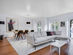 Not really out there, just great balanced interior in this house. Check it out in the article #interiordesign #homify