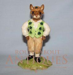 Bunnykins By Royal Doulton | royal doulton bunnykins irishman 170 00 aud royal doulton bunnykins ...