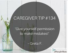 Tip #134 - It's ok to make Mistakes!