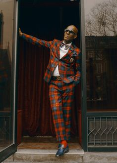 Dapper Dan Talks His Gucci Partnership, Dressing Harlem's Notorious Gangsters, and Getting Busted by Sonia Sotomayor - GQ Gq Style, Moda Hip Hop, Sonia Sotomayor, Dapper Dan, Dapper Suits, Gucci, African Attire, African Dress, Fashion Quotes