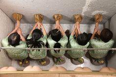 Nei suoi video sono quasi sempre presenti lavoratrici donne che si guadagnano da vivere grazie alle loro peculiari caratteristiche fisiche come l'estrema obesità, la muscolosità, l'altezza o la lunghezza insolita di capelli e unghie. Immerse all'interno di scenografie claustrofobiche, le protagoniste sono impegnate coi metodi più improbabili nella produzione di ciliegie maraschino, pasta, make-up e tubature dell'acqua.