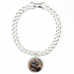 #OrangUtan001 #Bracelet #JAMFoto on #CafePress.com