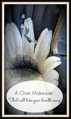 $5 Chair Makeover Will Take Your Breath Away
