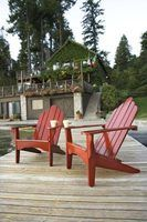 Painting Outdoor Wood Furniture With a High Gloss thumbnail