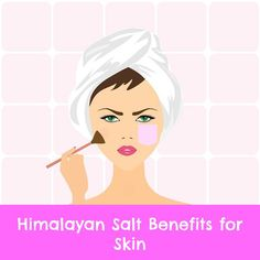 Himalayan salt benefits for skin. How this healthy salt can be used to help your complexion. Homemade Beauty, Diy Beauty, Beauty Hacks, Beauty Tips, Beauty Products, Beauty Barn, Beauty Makeup, Face Makeup, Online Makeup Courses