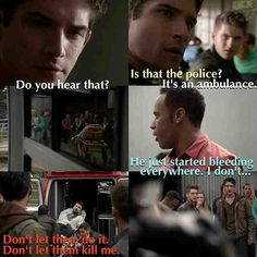 """""""Lies of Omission"""" Don't Let, Let It Be, Teen Wolf Quotes, Fictional Characters, Random, Fantasy Characters, Casual"""