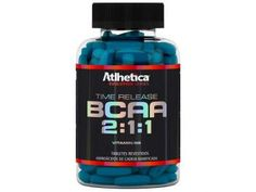 BCAA Time Release 2:1:1 200 Tabletes - Atlhetica