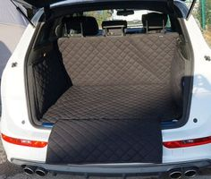 Audi Q5 (2008-) Quilted Waterproof Boot Liner