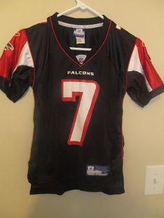 Details about Michael Vick - Atlanta Falcons jersey - Reebok youth small 62c1e7b37