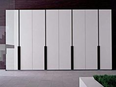 Wooden wardrobe STELLO Les Contemporains Collection by ROCHE BOBOIS