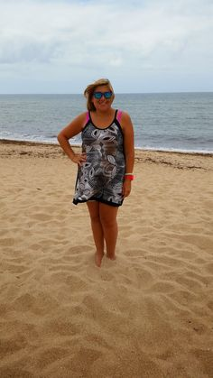Mary's Big Closet: Beach Look #6