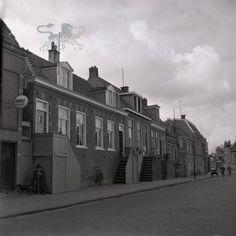 hoeksterpad 1957 Historisch Centrum Leeuwarden - Beeldbank Leeuwarden