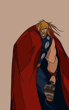 """Thor"" by Jean Philippe Kalonji"