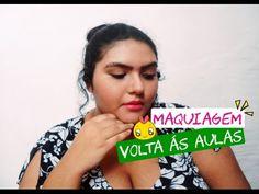 Maquiagem VOLTA ÁS AULAS | Gabriele Gomes