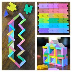 wooden blocks - best blocks ever!