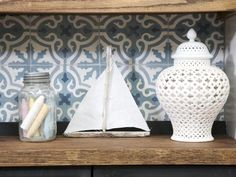 Sailing in the kitchen