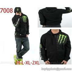 Monster Energy  Hoodies Sale For Mens df5260|only US$56.00 - follow me to pick up couopons.