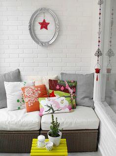 lovely corner space
