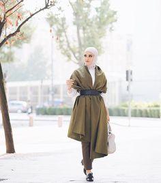 Outfit details! @hebabodahoum Vest, Zara pants, Gucci shoes and Alexander Wang bag   ڤست اليوم من تصميم هبه بوداهوم