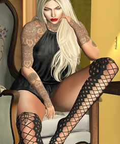 Fashion in Second Life Second Life, Stockings, Blog, Fashion, Socks, Moda, La Mode, Blogging, Fasion