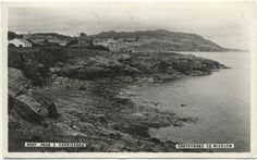 Real Photo Bray Head & Carriceden Co. by OttersOldPostcards Bray Ireland, Vintage Handkerchiefs, Photo Postcards, All Over The World, Dublin, Water, Places, Outdoor, Water Water