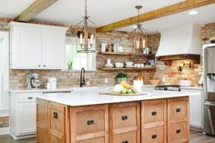 Working with a couple who are new to home renovation,Joanna has to rely on her specialFixer Upper magic, divining her clients' wishes and giving them just what they're looking for in a home that incorporates two distinct styles.