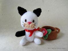 Chibi Kitten Amigurumi Free Pattern