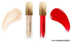 Burberry Make up Festive 2015 Collection Burberry Kisses Gloss Burberry Festive Gold