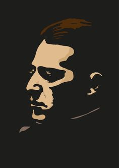 Michael Corleone The Godfather Part II by tomcert on Etsy