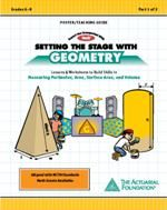 In this unit for grades 6-8, students learn and reinforce skills for measuring perimeter and area of 2D shapes and surface area and volume of of 3D shapes.