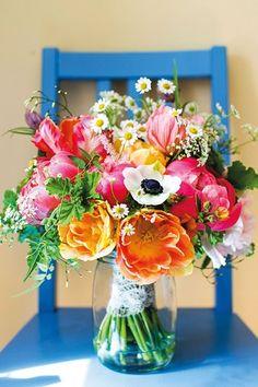 Trendy Ideas for wedding flowers summer bouquet beautiful Bright Wedding Flowers, Summer Flowers, Floral Wedding, Beautiful Flowers, Bright Flowers, Beautiful Dream, Bright Weddings, Wild Flowers, Beach Wedding Flowers