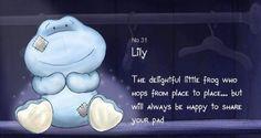 Blue nose friends lily