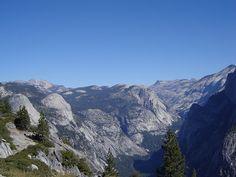 Glaciar Point [Yosemite National Park]