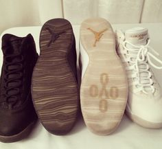 Air Jordan x Drake OVO Stingray Sample Pack