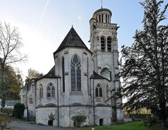 Eglise Saint-Sulpice. Pierrefonds (Oise)   by Morio60