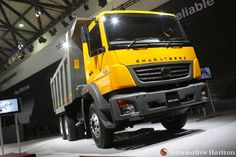 Daimler India sells 1,098 units of BharatBenz since its launch in September 2012. http://automotivehorizon.sulekha.com/daimler-india-sells-1-098-units-of-bharatbenz-since_newsitem_6415 BharatBenz_2523_Tipper