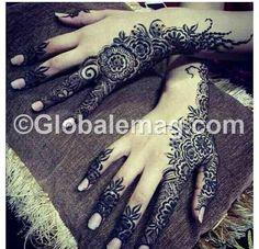 Beautiful Arabic Mehndi Designs 2014 – Valentines Day