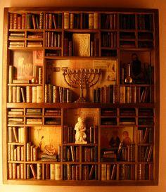 estante-de-livros-ao-estilo-hebreu