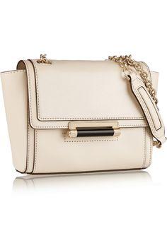 Diane von Furstenberg|440 mini leather shoulder bag|NET-A-PORTER.COM