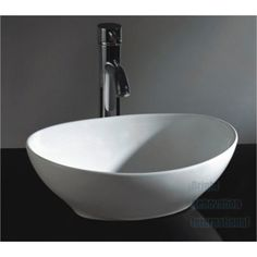 Brand New Above Counter Bathroom Vanity Square Bench Top Ceramic Basin A062
