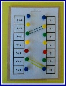 What is Mental Math? Well, answer is quite simple, mental math is nothing but simple calculations done in your head, that is, mentally. Preschool Learning Activities, Montessori Activities, Math Classroom, Kindergarten Math, Fun Learning, Preschool Activities, Teaching Aids, Teaching Math, Math Addition