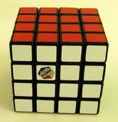 Rubik's 4x4 Cube. Can solve now! Now I can do the 2x2 Rubik's Ice, 3x3 Rubik's Original, and the 4x4 Rubik's Revenge!!! #cubecity