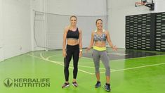 This is a 10 minute stability and balance workout with Anca Bucur & Samantha Clayton.