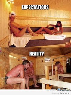 LOL! Expectation vs. Reality