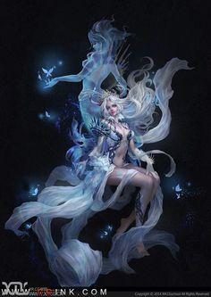 Цифровое искусство granola as cereal - Granola Fantasy Art Women, Beautiful Fantasy Art, Dark Fantasy Art, Fantasy Girl, Fantasy Artwork, Elfen Fantasy, Anime Fantasy, Fantasy Character Design, Character Art